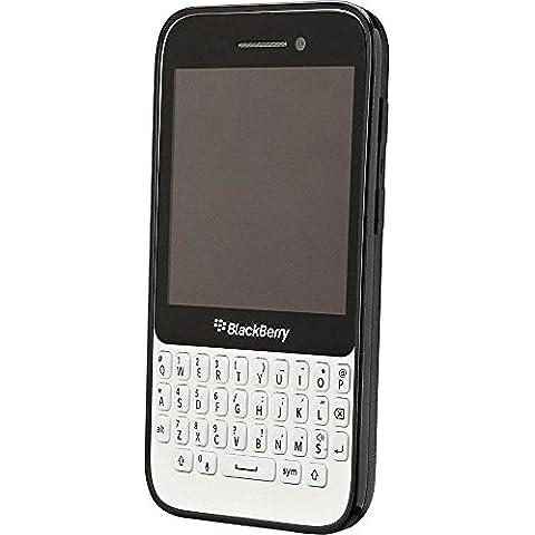 BlackBerry ACC54693201 - Funda translúcida para BlackBerry Q5, negro