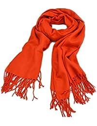 72b8c89e02f Amazon.fr   TOOGOO(R) - Echarpes et foulards   Accessoires   Vêtements