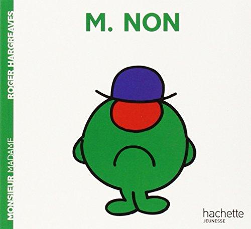 Monsieur Non por Roger Hargreaves