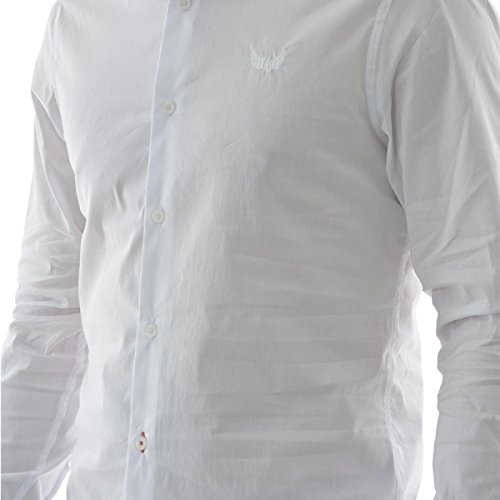 Kaporal Herren Businesshemd Dulye17m42 Weiß