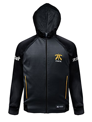 Fnatic Player Hooded Jacket 2017, M
