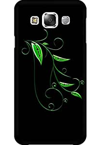 AMEZ designer printed 3d premium high quality back case cover for Sony Xperia E5 (Abstract Dark 17)