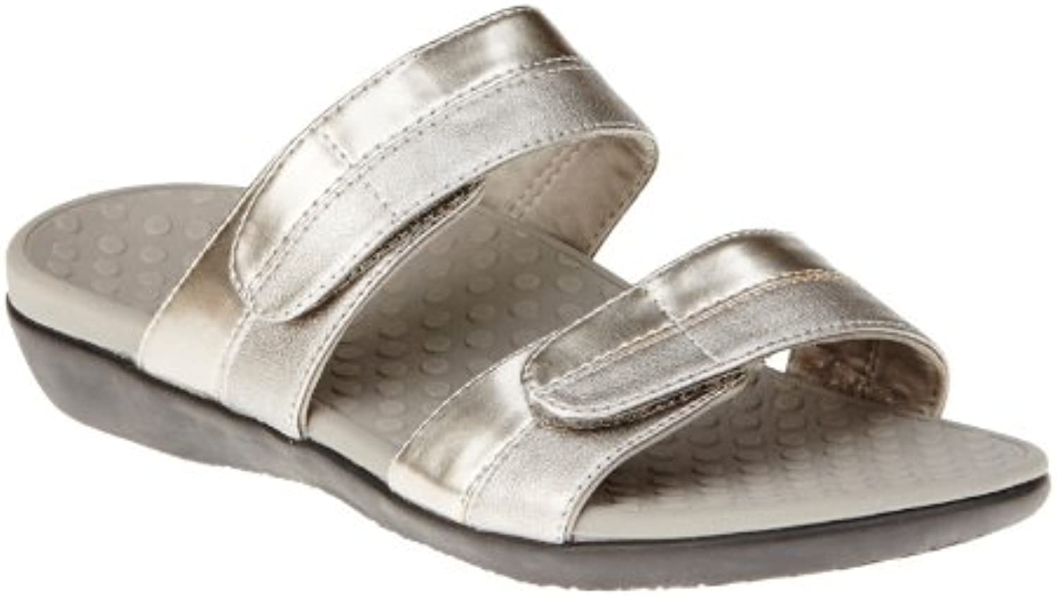Vionic donna Pewter with Orthaheel Orthaheel Orthaheel Shore 6 B(M) US | Lo stile più nuovo