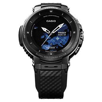 Casio Reloj Unisex Adultos Digital Correa Resina WSD-F30-BKAAE