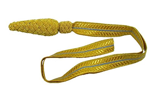 RAF Sword Knoten Royal Air Force Gold & Sky Blue R165