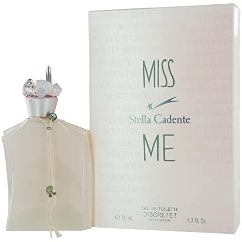Miss Me Discrete Eau De Toilette Spray - 50ml/1.7oz