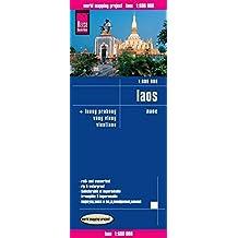 Laos : 1:600 000