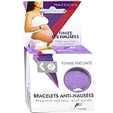 Bracelets Anti-Nausées Femme Enceinte Pharmavoyage | Principe Naturel Efficace Sans Effet Secondaire