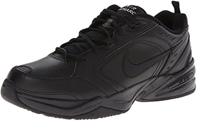 Nike Men's Air Monarch IV Training Shoe, negro/negro, 39 4E EU/6 4E UK