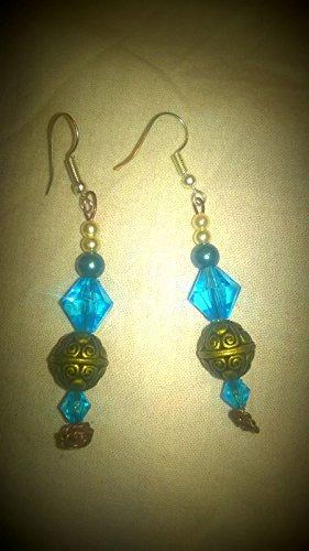 orecchini-blue-e-bronzo-stile-pagano