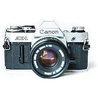 Canon Ae-1 + FD 50mm f1.8 S.C. Camara Reflex de 35mm