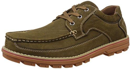 Action Shoes Men's Khaki Sneakers - 9 UK/India (43 EU)(C21-3123)