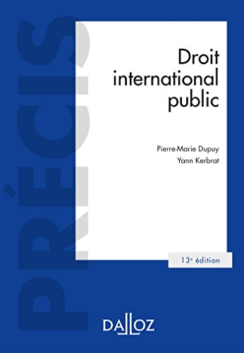 Droit international public - 13e d.