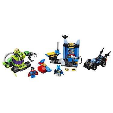 Lego Juniors – 10724 – DC – Batman y Superman vs. Lex Luthor