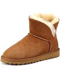 Amazon.fr   bottes fourrees femme   Chaussures et Sacs 3a305c1d3e8e
