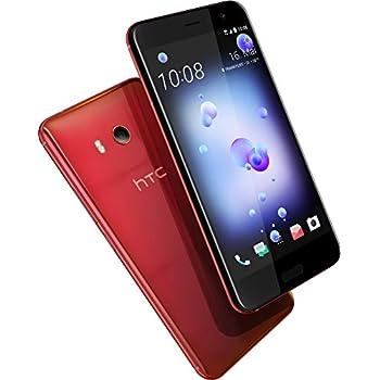 "HTC U11 5.5"" SIM Doble 4G 4GB 64GB 3000mAh Rojo - Smartphone (14 cm (5.5""), 64 GB, 12 MP, Android, 7.1, Rojo)"
