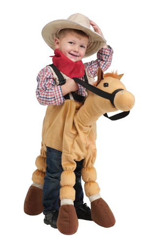 Reitpony Kinderkostüm (Pony Und Reiter Kostüme)