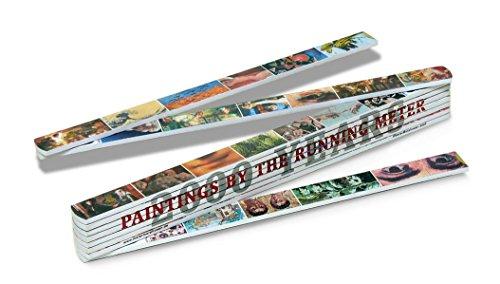 Paintings by the Running Meter: The yARTstick (Die Zollstock-Edition)
