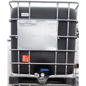 ibc tank container 1000l auf kunstoffpalette b robedarf schreibwaren. Black Bedroom Furniture Sets. Home Design Ideas