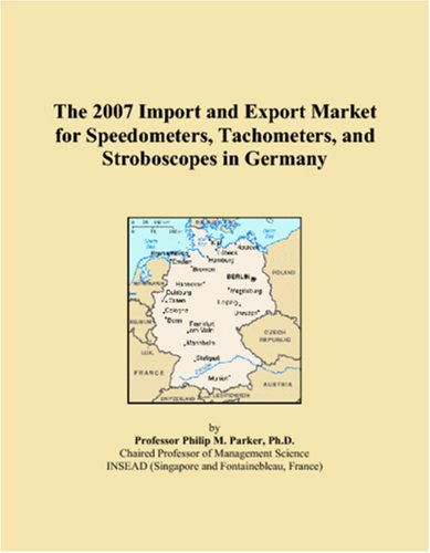 The 2007 Import and Export Market for Speedometers, Tachometers, and Stroboscopes in Germany