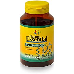 Nature Essential Espirulina 400mg - 250 Comprimidos