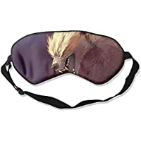 Wolf Angry Face Sleep Eyes Masks - Comfortable Sleeping Mask Eye Cover For Travelling Night Noon Nap Mediation... preisvergleich bei billige-tabletten.eu