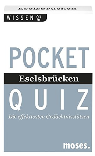 Pocket Quiz - Eselsbrücken: Die effektivsten Gedächtnisstützen