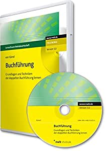 NWB-Lernsoftware Buchführung: Grundlagen und Techniken der doppelten Buchführung lernen