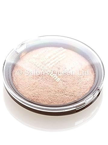 Rimmel All Over Glitter Baked Bronzing Powder - 001 Summer Mood