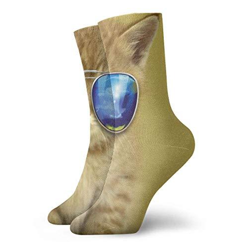 Estos calcetines cómodos y lindos son perfectos para usar botas, combinados con jeans, medias o simplemente perezosos. Elegantes y cálidos, estos calcetines te harán sentir cálido y fresco al mismo tiempo. Es suave para la piel, adecuado tanto para a...