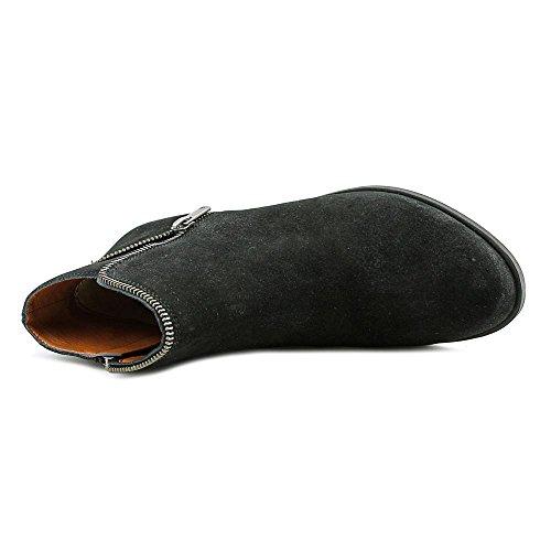 Lucky Brand Boide Rund Wildleder Mode-Stiefeletten Black