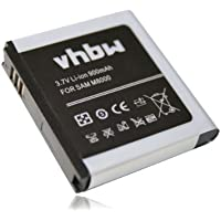 batteria LI-ION per SAMSUNG JET S8000, M8000, S 8000, M 8000 sostituisce Samsung EB664239HUCSTD