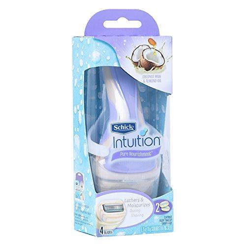 schick-intuition-pure-alimentazione-con-latte-di-cocco-e-olio-di-mandorle-razor