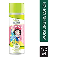 Biotique Disney Princess Morning Nectar Baby Nourishing Lotion (190ml)