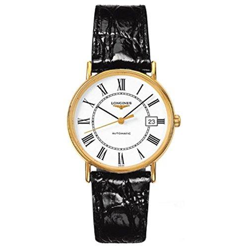 Longines Men's Watch Elegance Analog Automatic L48212112