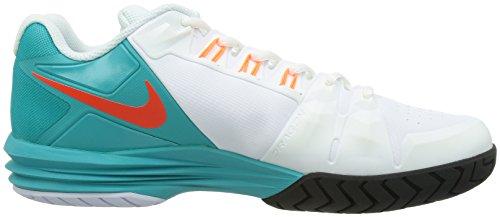 Nike , Chaussures spécial tennis pour homme Blanc