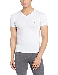Force NXT Mens Cotton Vest (8902889609461_MNFR-247_Medium_White)