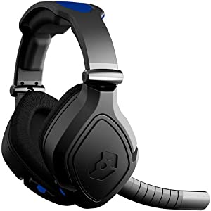 Gioteck EX-06 Wireless Gaming Foldable Headset (Playstation 4, Playstation 3, Xbox 360, PC)
