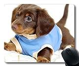 Gaming Mouse Pads, Alaska Malamute Dog Vodafone Hund, Präzisionsnaht, strapazierfähiges Mauspad
