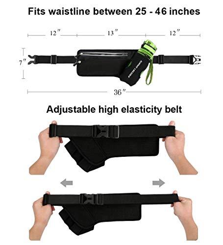Zoom IMG-3 haissky marsupio sportivo running cintura