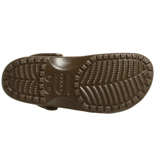 Crocs Classic Unisex Clogs Braun (Chocolate)