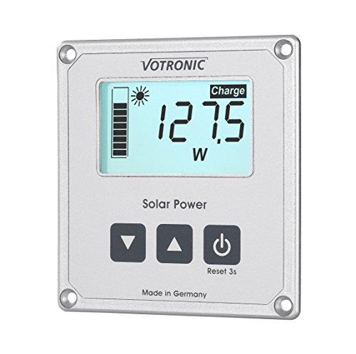 Votronic LCD-Solar-Computer S für MPP- und SR- Serie (Solar-anlagen)