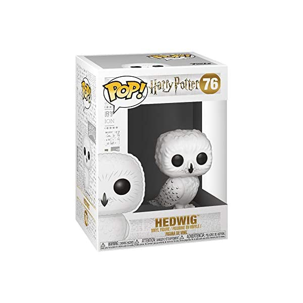 Funko Pop Lechuza Hedwig (Harry Potter 76) Funko Pop Harry Potter
