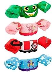 Sevylor Puddle Jumper Schwimmhilfe mit Schwimmärmchen, grün
