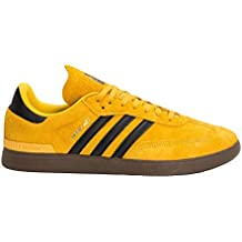 the latest cce62 d0bc8 Zapatillas ADIDAS Skateboarding Samba ADV Gold Black