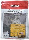 Mera Dog Katzenfutter Finest Fit Indoor, 6er Pack (6 x 400 g)