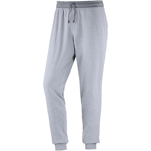 Tri-blend Pants (Under Armour Oberbekleidung Tri Blend Fleece Jogger Pants grau, M)