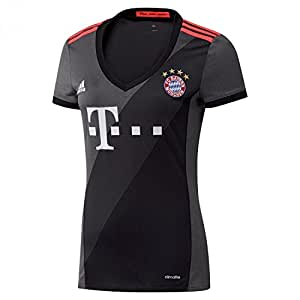 Adidas FC Bayern München Women, trasferta 16/17, granito