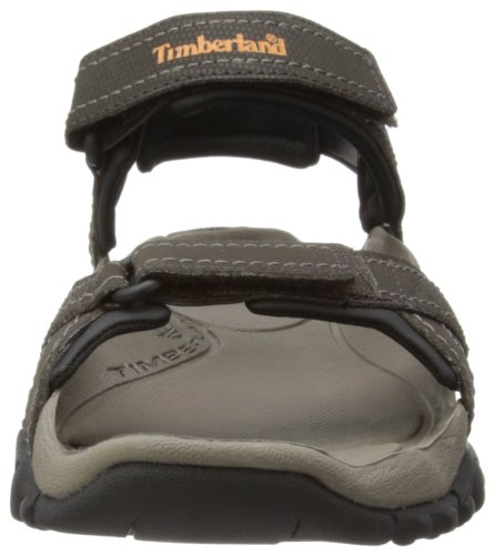 Timberland GRANITE TRAILRAY BRO BROWN, Sandali sportivi uomo marrone (Marron - Marron)