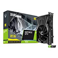 ‏‪ZOTAC Gaming GeForce GTX 1650 OC 4GB GDDR5 128-Bit Gaming Graphics Card, Super Compact, ZT-T16500F-10L‬‏